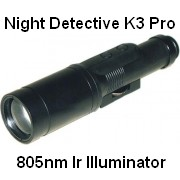 Night Detective K3 Pro IR Illuminator